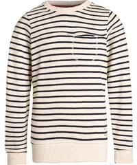 Teddy Smith SWAIT Sweatshirt middle white