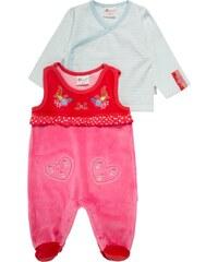 Gelati Kidswear SET Tshirt à manches longues rot/pink/multicolor
