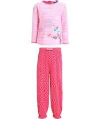 Gelati Kidswear Pyjama red/pink/white