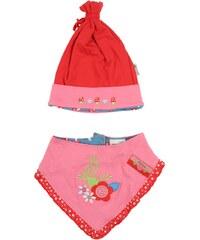 Gelati Kidswear SET Bonnet rot