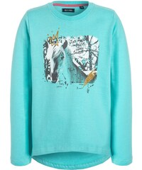 Blue Seven Sweatshirt sea