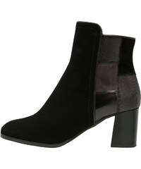 Maripé Boots à talons nero/metal