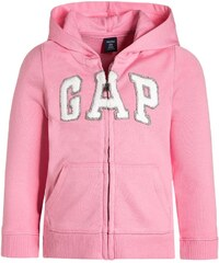 GAP Sweat zippé neon impulsive pink