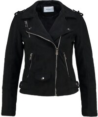 Sparkz NEW SOFIA Veste en similicuir black