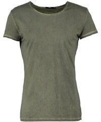 Tigha WREN Tshirt basique vintage olive