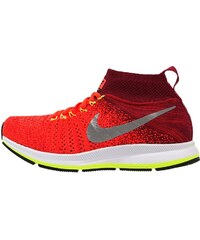 Nike Performance ZOOM PEGASUS ALL OUT FLYKNIT Chaussures de running neutres bright crimson/team red/volt
