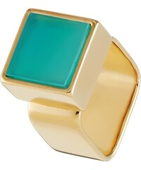 Sabrina Dehoff Bague turquoise agate