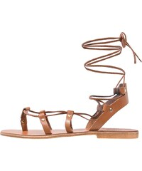 Topshop FOXY Tongs tan