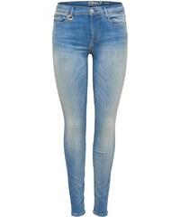 ONLY ONLSHAPE Jeans Skinny light blue denim