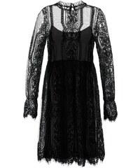 Navy London GRETA Robe d'été black