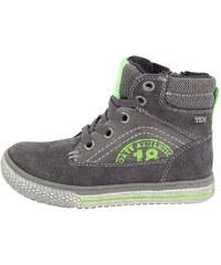 Indigo walk wild Sneaker high dunkelgrau