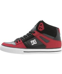 DC Shoes SPARTAN Skaterschuh red/grey/black