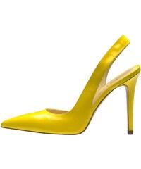 Evita Escarpins à talons hauts yellow