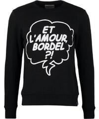 French Kick Sweatshirt black