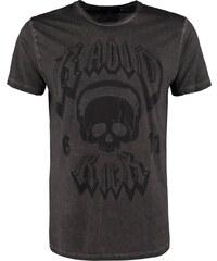 French Kick Tshirt imprimé dark grey