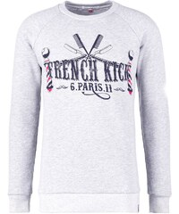 French Kick Sweatshirt mix grey