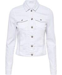ONLY Veste en jean white