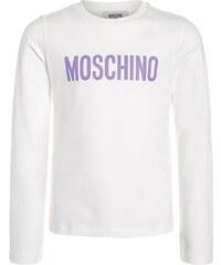 MOSCHINO Tshirt à manches longues cloud
