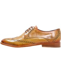 Melvin & Hamilton AMELIE 3 Derbies crust cedro / orange / finish ls