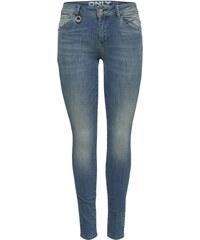 ONLY Jeans Skinny medium blue denim