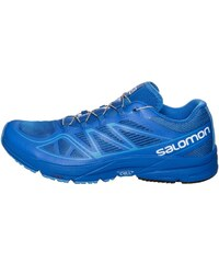 Salomon SONIC PRO Chaussures de running union blue/process blue