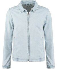 Topman HARRINGTON Veste en jean navy blue