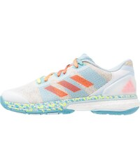 adidas Performance STABIL BOOST II Chaussures de handball white/vapour blue/ice blue
