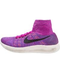 Nike Performance LUNAREPIC FLYKNIT Baskets montantes fuchsia flash/black/persian violet