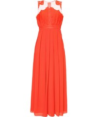Wallis Petite Robe longue orange