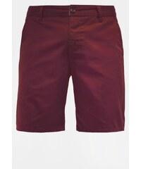 Topman ORWELL Short burgundy