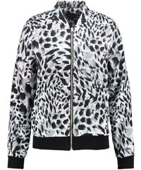 New Look Blouson Bomber white pattern