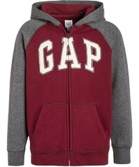 GAP Sweat zippé red delicious