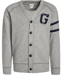 GAP Sweat zippé grey