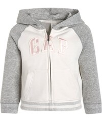 GAP Sweat zippé ivory frost
