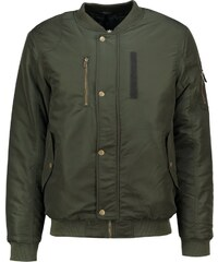Casual Friday Blouson Bomber forest green