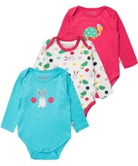 Frugi 3 PACK Body multicolor