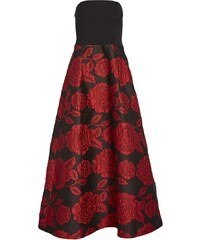 Apart Robe de cocktail black cranberry