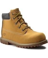 Turistická obuv SKECHERS - Mitigate 93163L/WTN Wheat