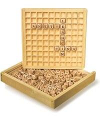 Small foot Dřevěná hra Scrabble
