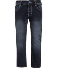 Retour Jeans LUIGI Jean droit dark blue