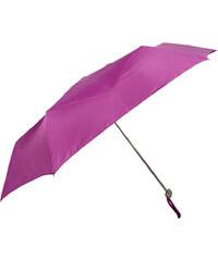 Doppler Dámský skládací mechanický deštník Uni Colours fialový 72263118-3