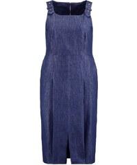 Closet Curves Robe en jean denim