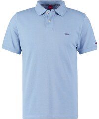 s.Oliver REGULAR FIT Polo ice blue