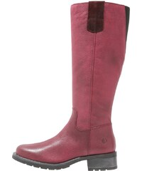 Be Natural Bottes red