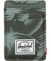 Herschel RAVEN Portefeuille jungle floral green