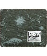Herschel ROY Portefeuille jungle floral green