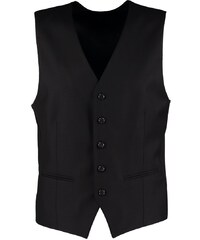 Selected Homme ONE MYLO SHLOGAN Gilet de costume black
