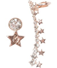 sweet deluxe Boucles d'oreilles rose goldcoloured/crystal