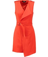 Missguided Robe fourreau orange