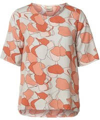 Selected Femme Tshirt imprimé desert sand